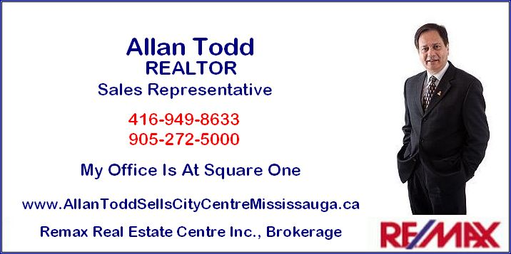 Allan_Todd_Sells_CityCentre_Mississauga
